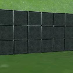 Big wall of amplifiers (No logo)