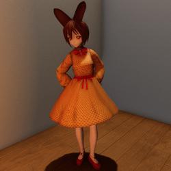 Sweet Girl-NPC