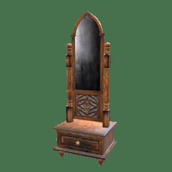 Animated Gothic Mirror