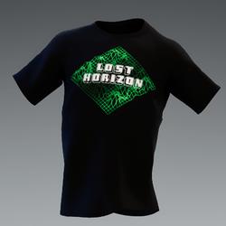 Unisex Lost Horizons Green Logo Tee