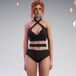 Black Opium Bodysuit - Av 2.0