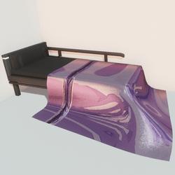 Modern bed - ea-pnk
