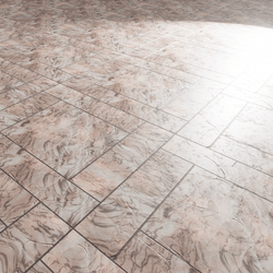 Creco Scritto Marbles Tiles