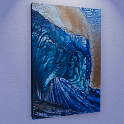 Dumping Ocean Artwork