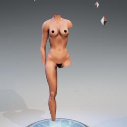 DEMO for Kismet Body 1A by Apocalypse Bunnies