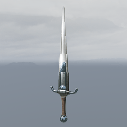 Large Stylized Sword | For Worlds