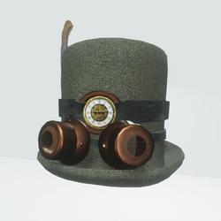 TKA Steampunk Hat ( Unisex )