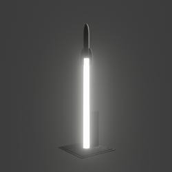 GIFT Rocket Lamp