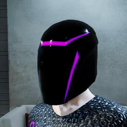 Multimedia Grid Helmet (M)