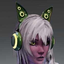 Anubis headphones HOLO-03