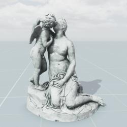 Antique Statue 2