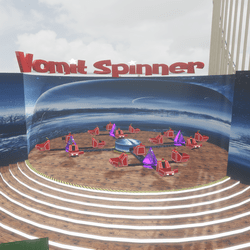 Vomit Spinner (TM)