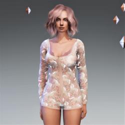 Unicorn Bodysuit Glow