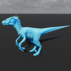 Sky Fairy Raptor Avatar