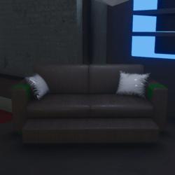 Sofa Italia Plutone