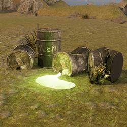 Barrel Set   SOYLENT   Emissive