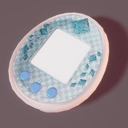 Tamagotchi Sp blue