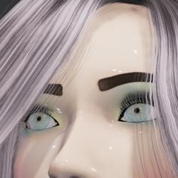 Celeste Very light Blue eyes Small Pupil - Alina Avatars