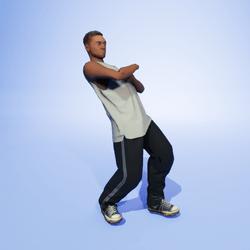 Lean Back Dance (M)