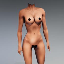 Kismet Body 3A (UPDATED) by Apocalypse Bunnies