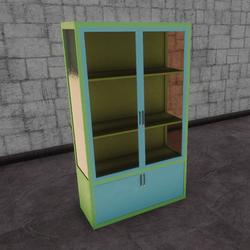 Closet D St3 (interactive)