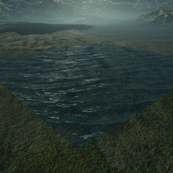 Animated Water 30x30m