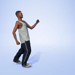 Ska Walk Dance 1 (M)
