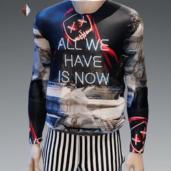 All We Have Is Now Sweatshirt