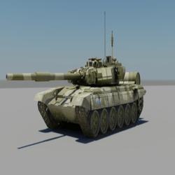 Carro Armato RussoT90A