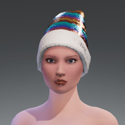 CHRISTMAS HAT COLORS