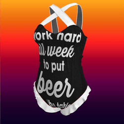 NATT BODYSUIT BEER
