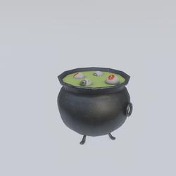 Cauldron of eyes