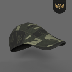Extended Cap-Military