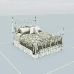 Antique Bed 3.3