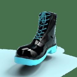 Boots Goddess-Ble Unisex
