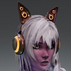 Anubis headphones HOLO-05