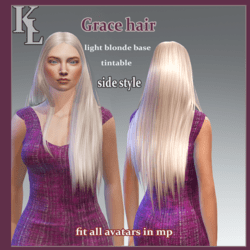 Grace side style