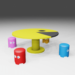 Table And Stool Pac