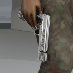 """""""Zombie"""" pistol"""