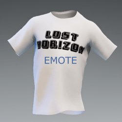 Protest Standing (Lost Horizon Emotes)