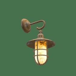 Fisherman Wharf lamp
