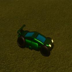 Transformer Emote 1 Idle Car