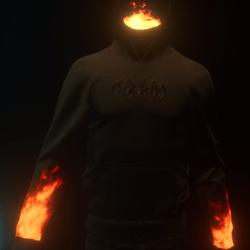 Fire Hoodie XR