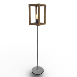 The Cafe Floorlamp