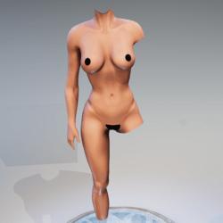 DEMO for Kismet Body 2B by Apocalypse Bunnies (updated)