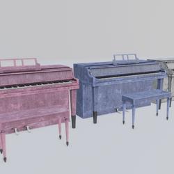 Piano X3