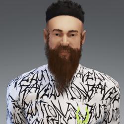Long Beard (BLONDE)