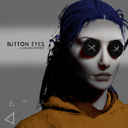 Button Eyes - Female