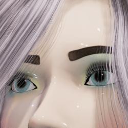 Natural Blue Eyes (light Blue eyes) - Alina Avatars