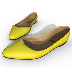 Minaty - Woman Shoes - Yellow